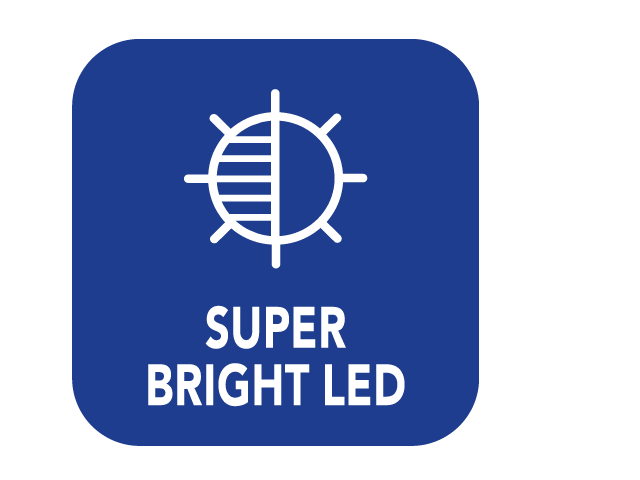 SUPER BRIGHT LED